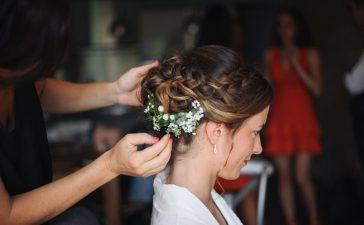 5 نصائح لاختيار تسريحة شعر تناسب شكل وجه العروس