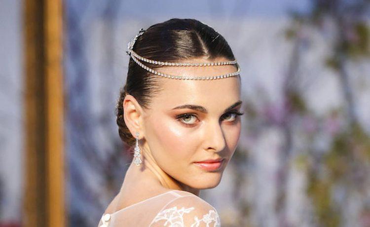 أكسسوارات شعر العروس