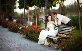 السفر يوم الزفاف
