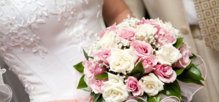 بوكيه ورود العروس
