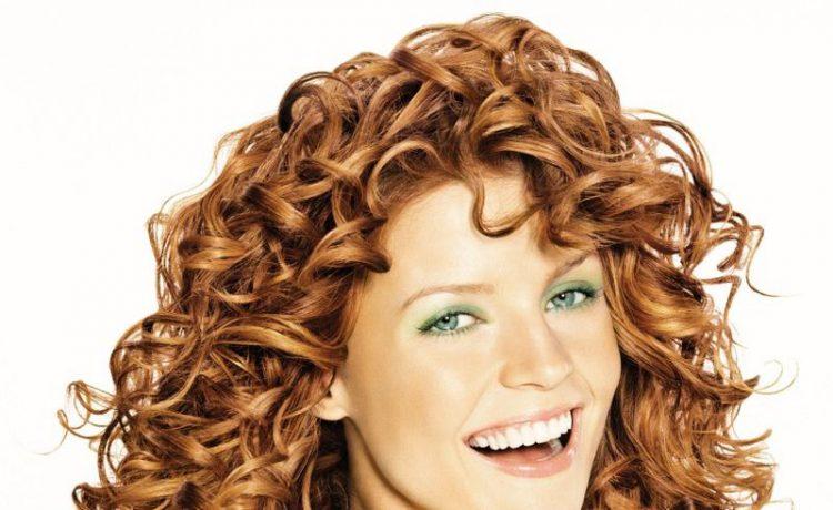 الشعر الكيرلي لعروس أكثر حيوية وأناقة