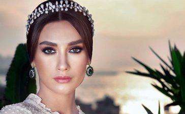 مكياج زفاف العروس بلمسات محمد هنداش