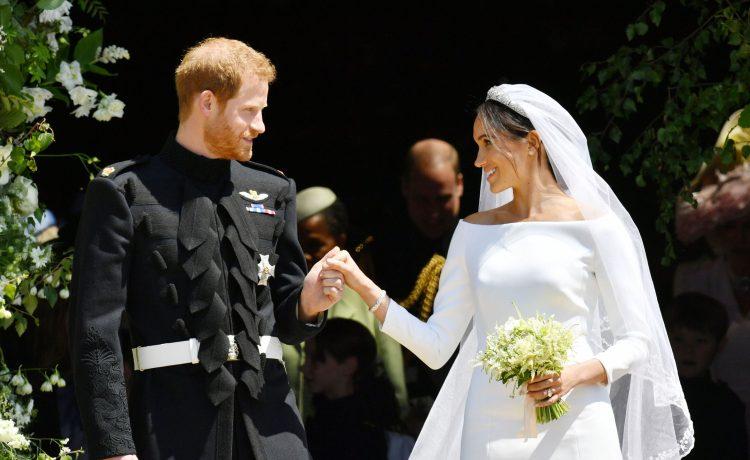 أفضل فساتين زفاف المشاهير عام 2018