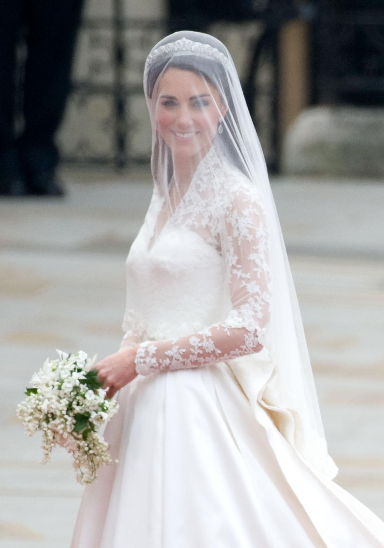 شخصية العروس حسب طرحتها