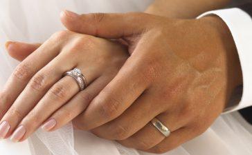 5 نصائح لحماية خاتم الزفاف من التلف