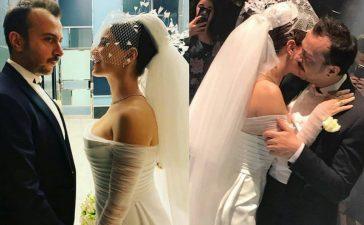 أسرار مكياج هازال كايا في زفافها