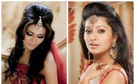 تسريحات شعر هندية