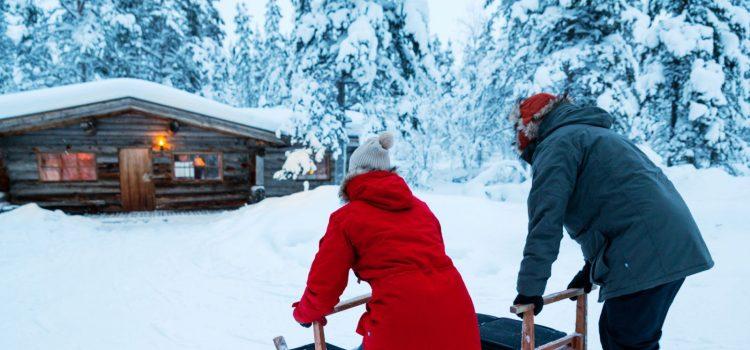 وجهات ساحرة لقضاء شهر عسل في الشتاء