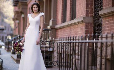 كيف أختار فستان زفافي