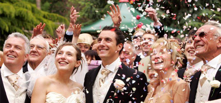 إيتيكيت حفل الزفاف