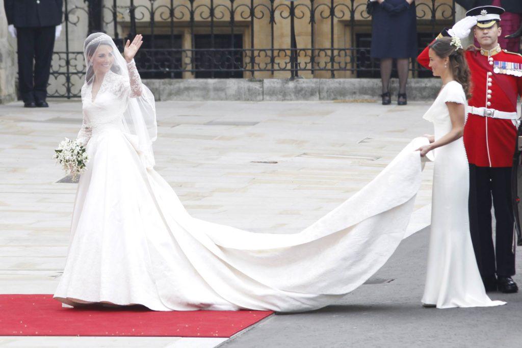 فساتين الزفاف الأكثر شهرة