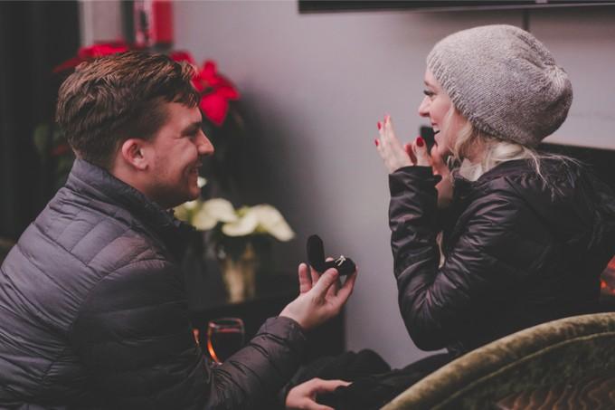 طرق رومنسية لطلب الزواج