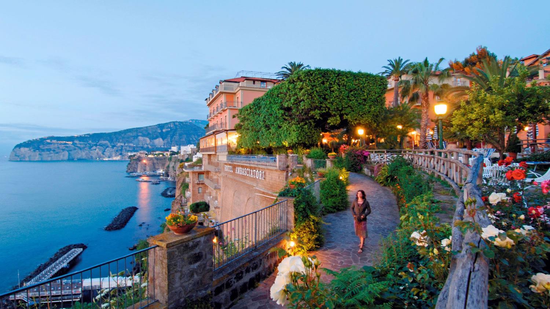 شهر عسل في الربيع : إيطاليا