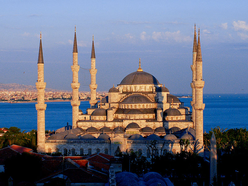 شهر عسل في تركيا اسطنبول