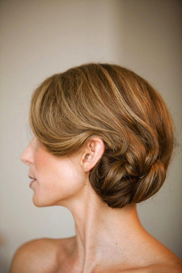 تسريحة الشعر القصير والناعم