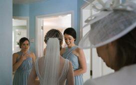 نصائح هامة لاختيار طرحة الزفاف