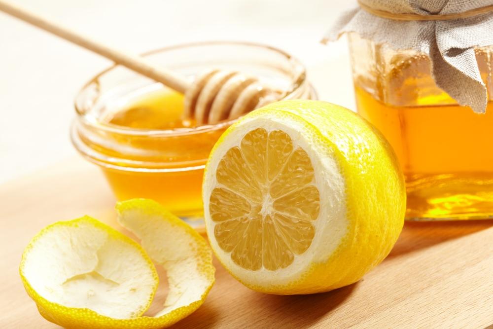أقنعة الوجه للعروس قناع الليمون والعسل