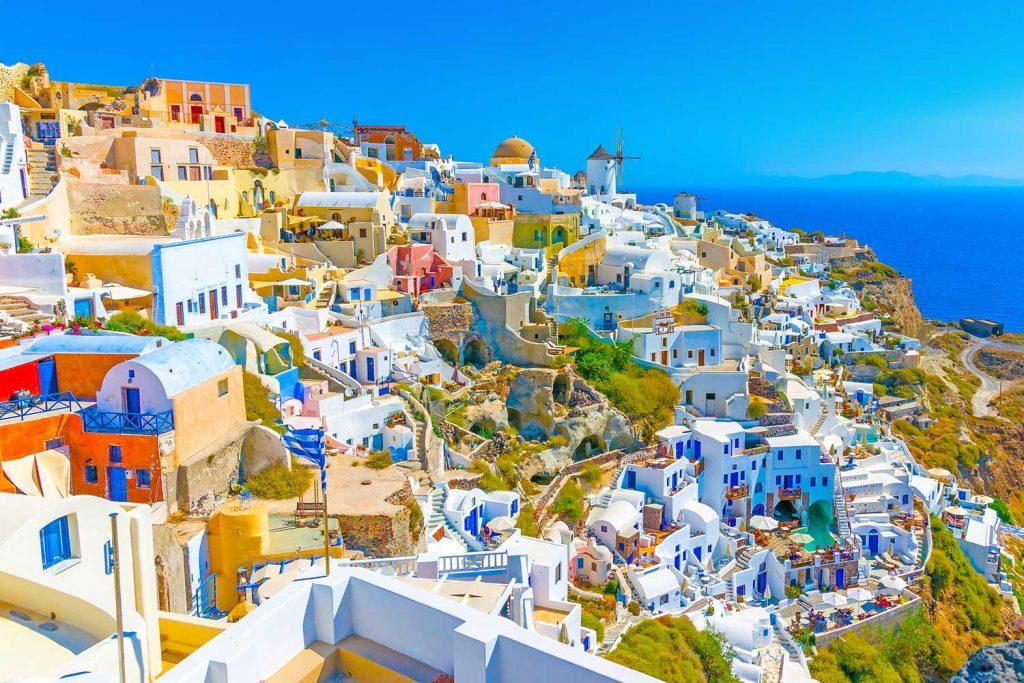 عروض شهر العسل في اليونان