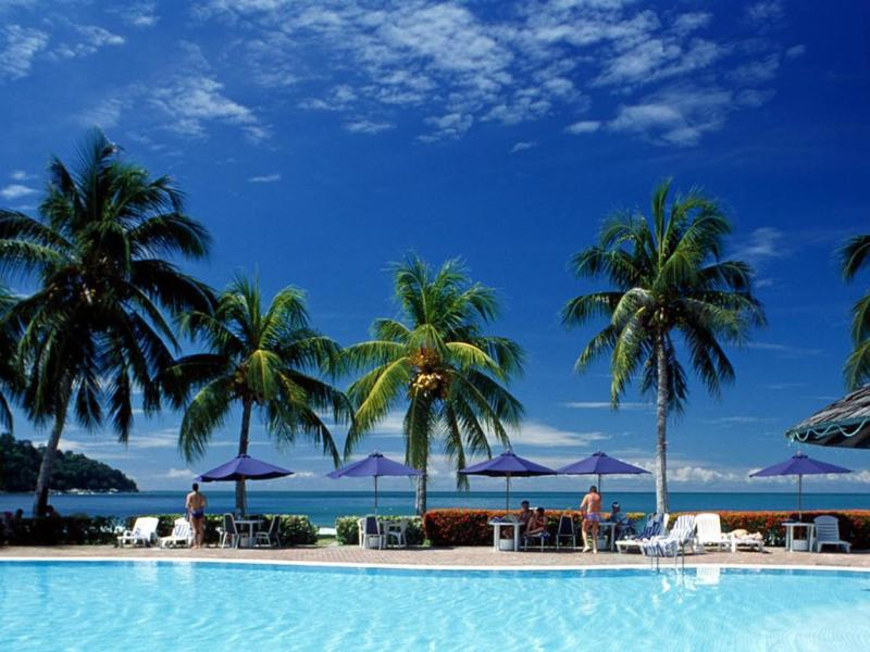 شهر عسل في ماليزيا جزيرة بانكور