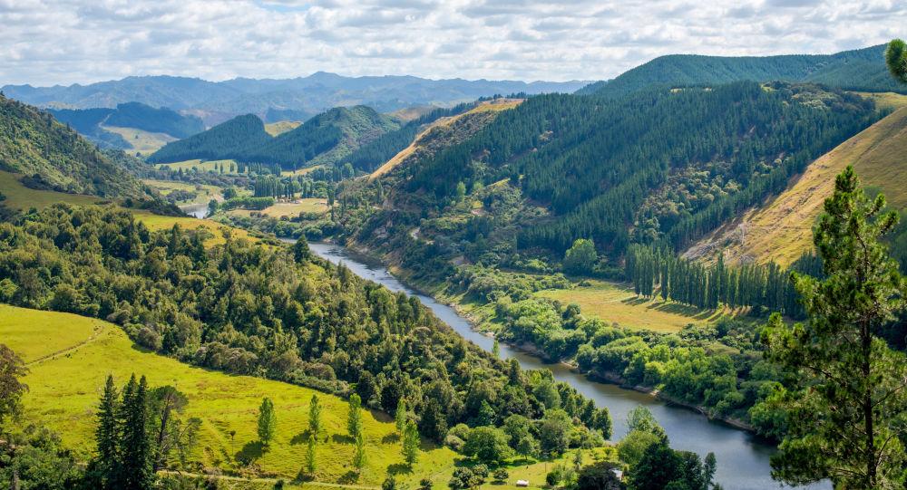 وجهات ساحرة لقضاء شهر عسل في الشتاء : نيوزيلاندا