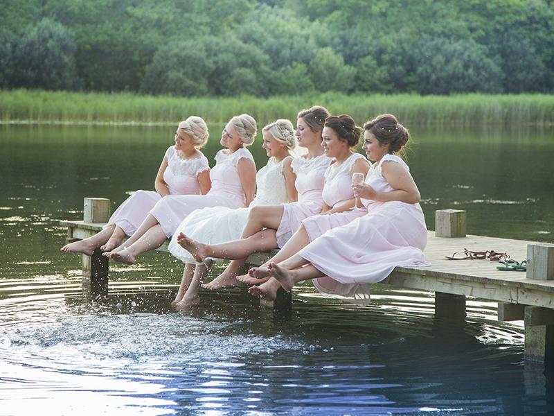 إتيكيت تنظيم حفلات الزفاف في احترام الاختلاف