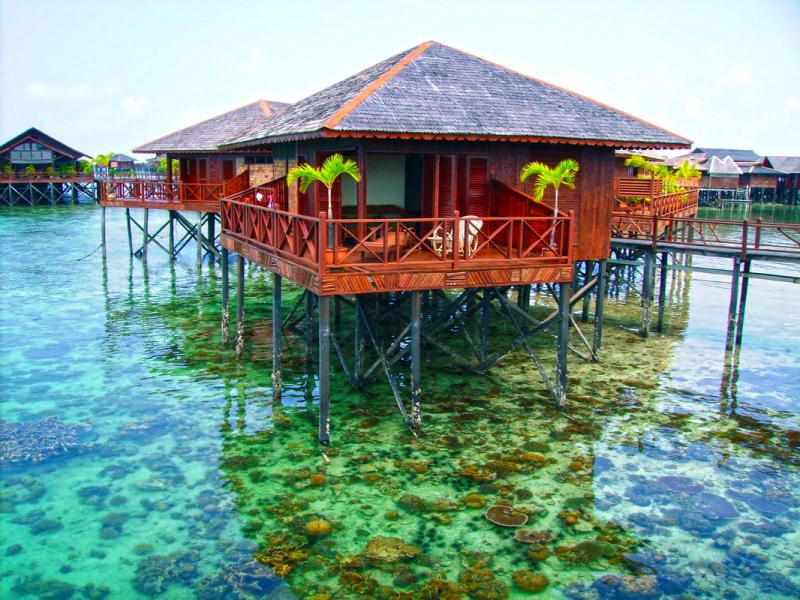 شهر عسل في ماليزيا جزيرة لنكاوي