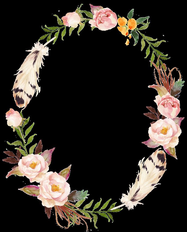 ثيمات عروس مزينة بالريش والزهور