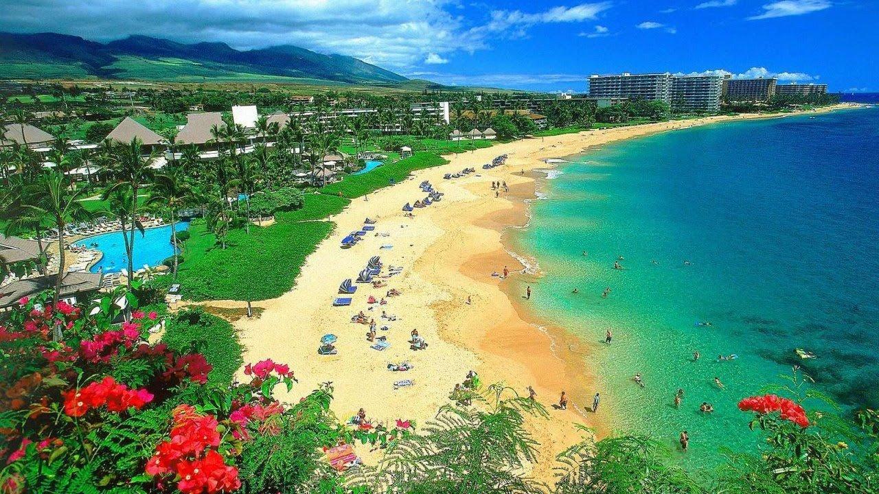 وجهات ساحرة لقضاء شهر عسل في الشتاء : هاواي
