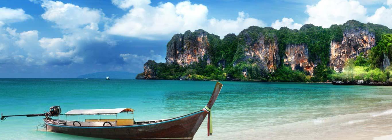 شهر عسل في الربيع : تايلاند