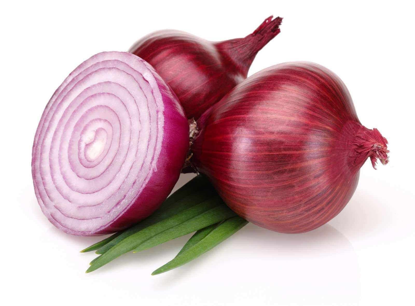 وصفة البصل وزيت الكتان لتغذية الشعر