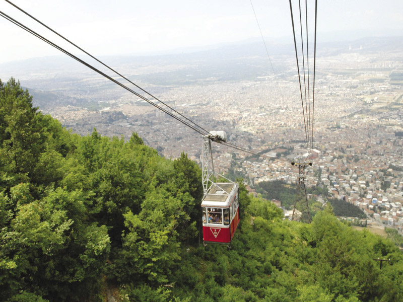 شهر عسل في تركيا بورصة