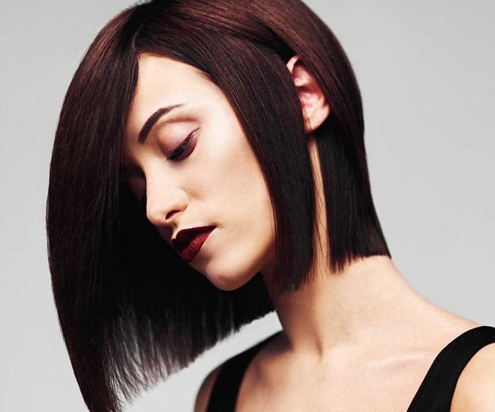 تسريحة شعر بسيطة كاريه