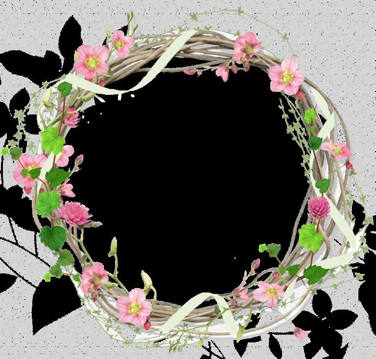ثيمات عروس على شكل إكليل زهور