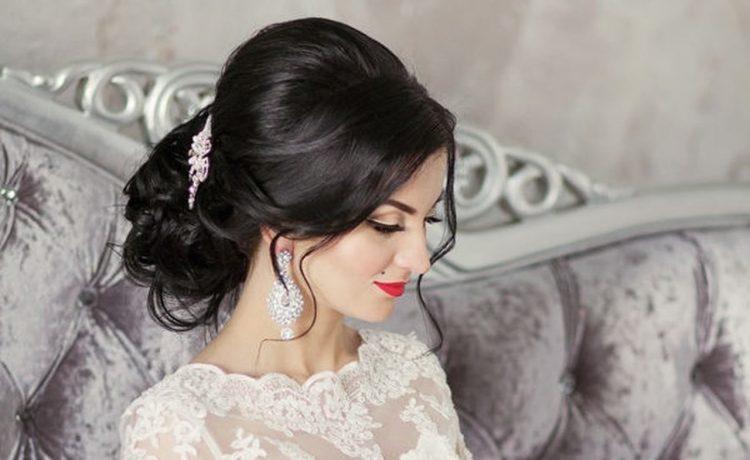 09194673a أفضل 40 تسريحة شعر ناعمة لعروس أكثر أناقة – مجلة عروس