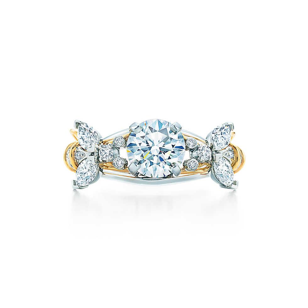 خواتم زفاف Tiffany & Co