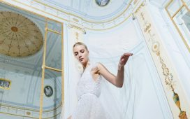 كيف أختار فستان زفاف عروس ناضجة