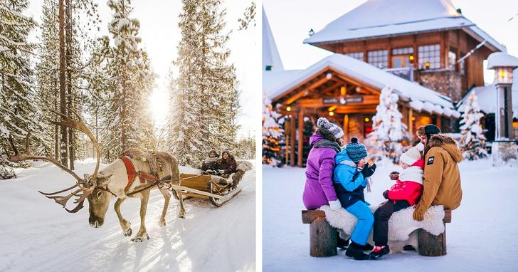 شهر عسل في فنلندا