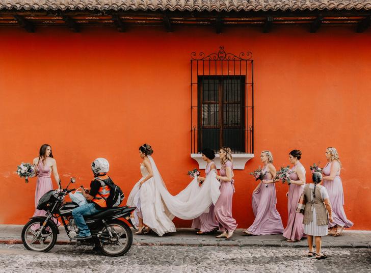وصيفات العروس