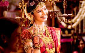 10 تسريحات شعر هندية لعروس متألقة