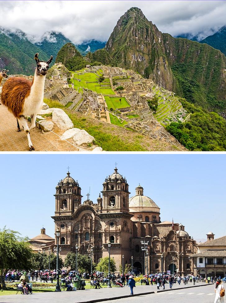 شهر عسل في البيرو
