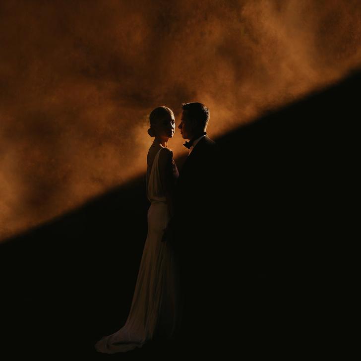صورة عريس وعروسة