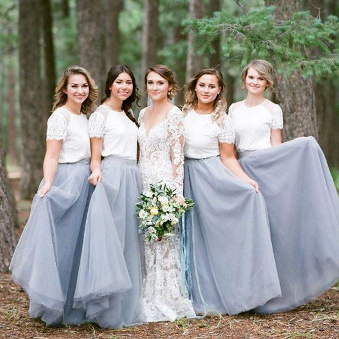 وصيفة العروس يوم الزفاف