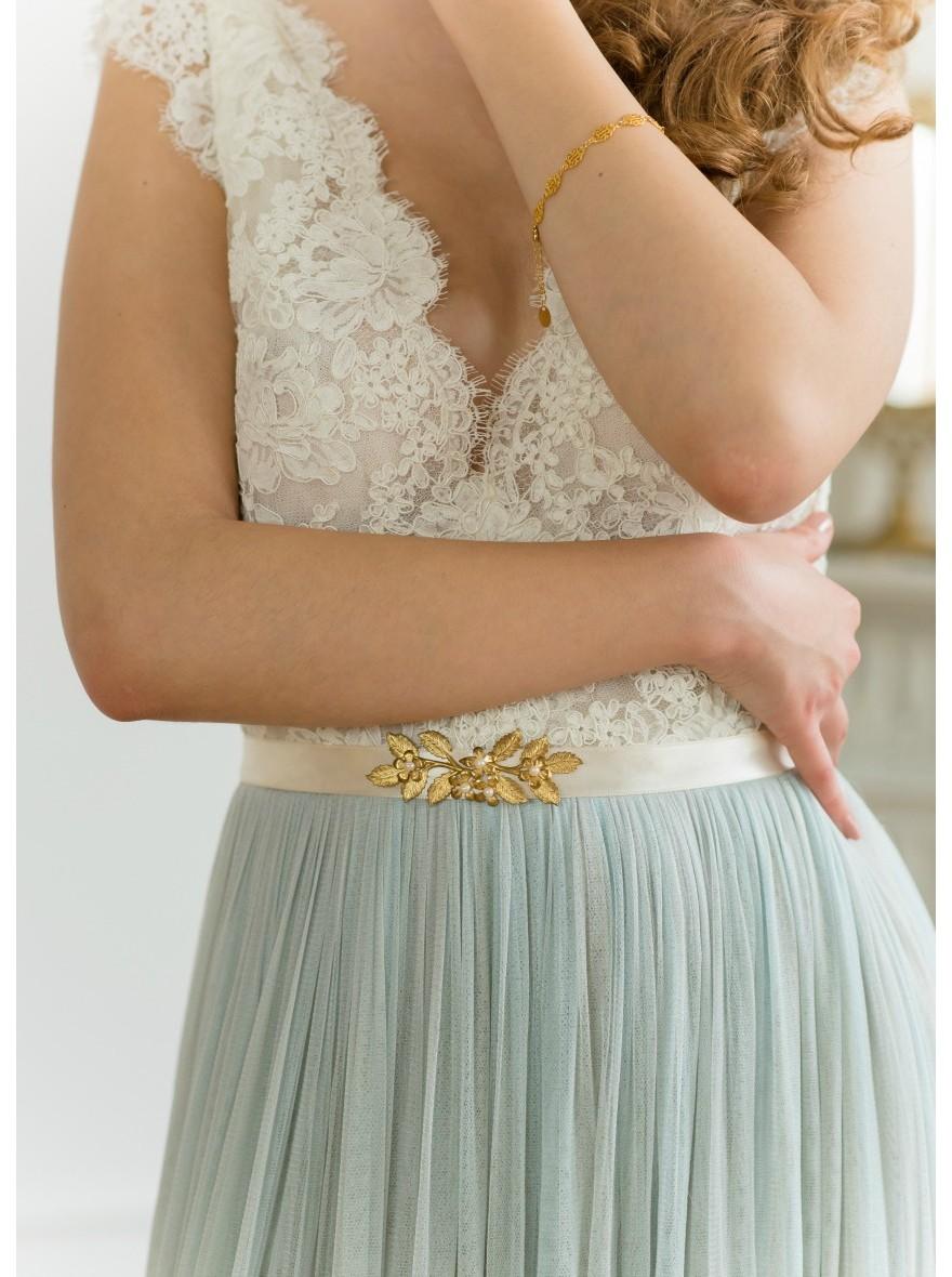 حزام عروس بسيط