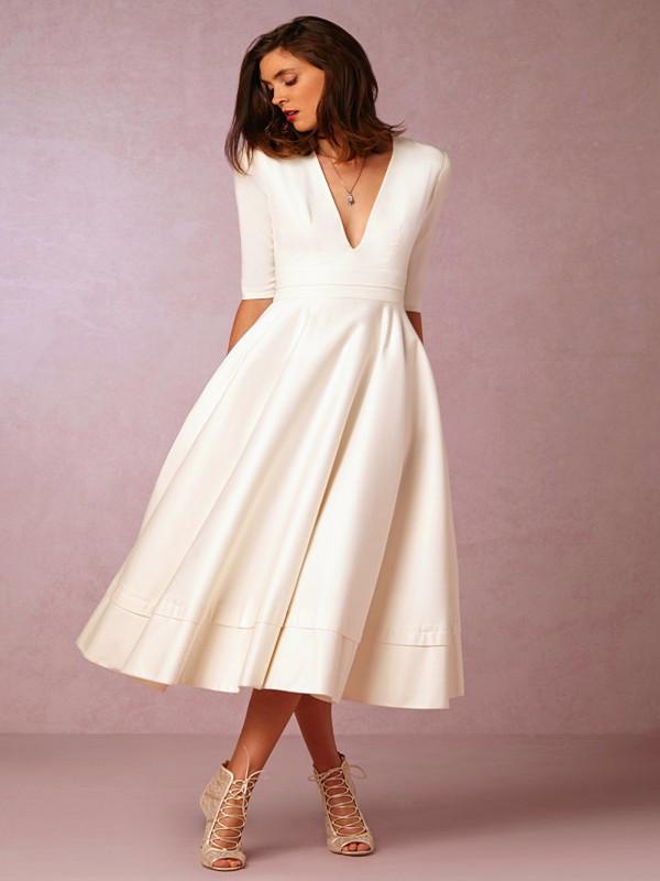 فستان مريح