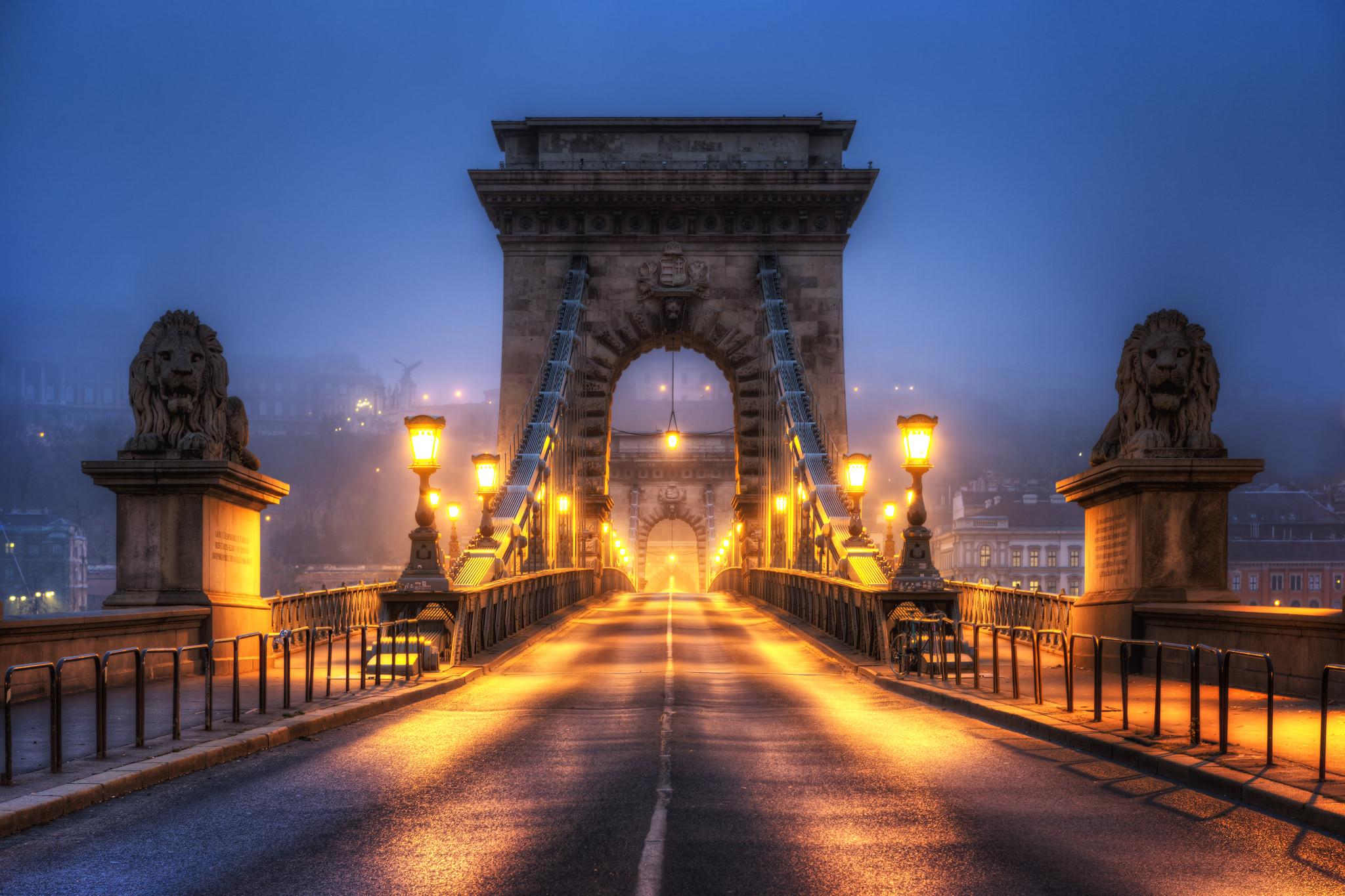 جسر بودابيست