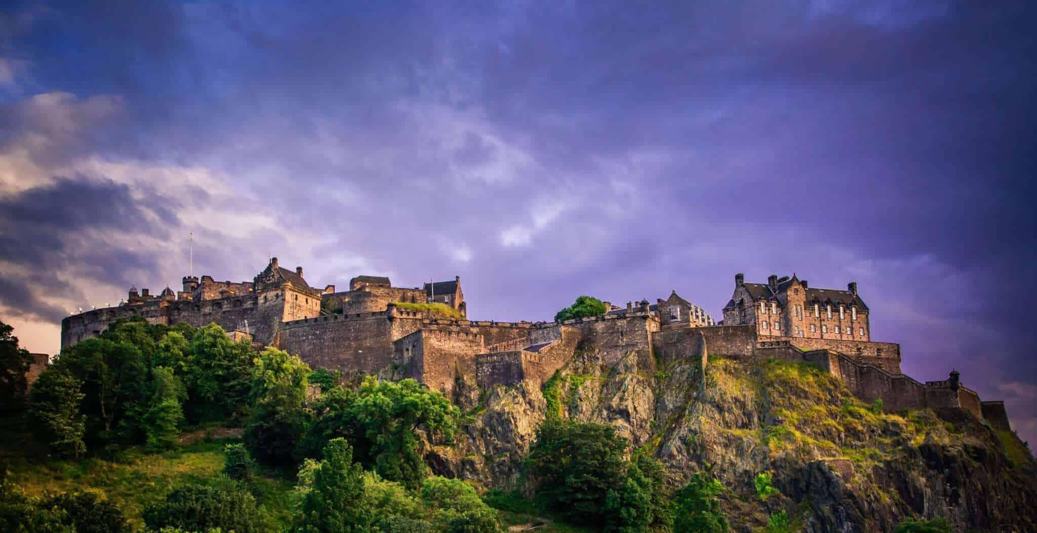 قلعة إدينبره