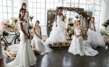 فستان زفاف 2019