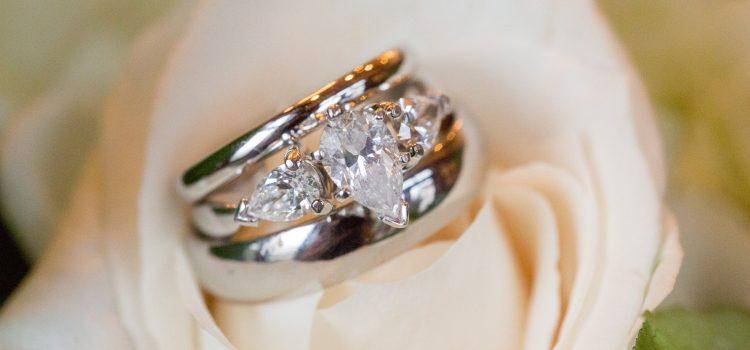 خاتم زفاف مغربي