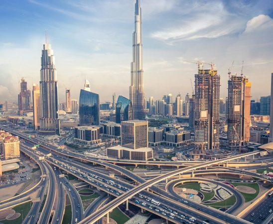 شهر العسل في الإمارات