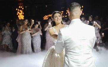 حفلات الزفاف الأكثر بذخا